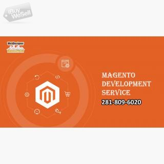 Magento development Service houston