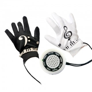 Magic Piano Glove Electronic Musical Fingertip Gloves
