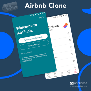 Make use of our Appkodes Airfinch, our readymade Airbnb clone solution