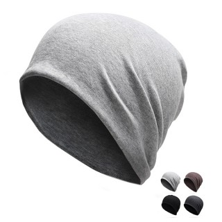 Men Women Cotton Beanies Hedging Cap Outdoor Sport Thin Breathable Bonnet Hat