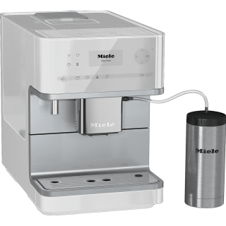 Miele CM6350 Countertop Espresso Machine - Lotus White