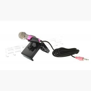 Mini Wired Condenser Microphone for Android / iOS
