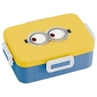 Minions 4 Lock Lunch Box (Face)