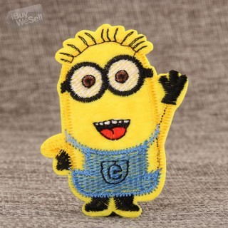 Minions Cheap Custom Patches