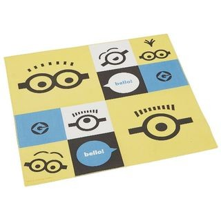 Minions Lunch Cloth (Face)