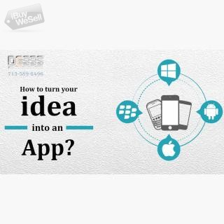 Mobile App Development Consulting houston