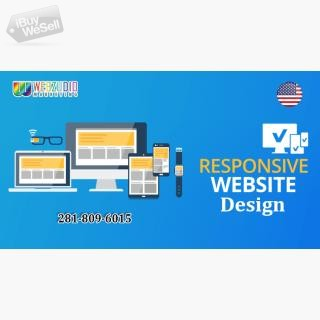 Mobile responsive website design TX