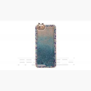 Moving Quicksand Glitter Stars Back Case for iPhone 6s / iPhone 6