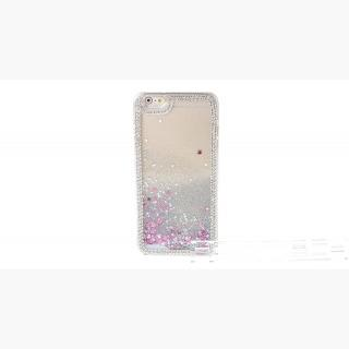 Moving Quicksand Glitter Stars Back Case for iPhone 6s Plus / iPhone 6 Plus