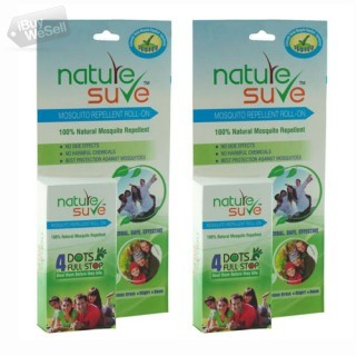 NATURE SURE MOSQUITO REPELLENT ROLL ON – NATURAL