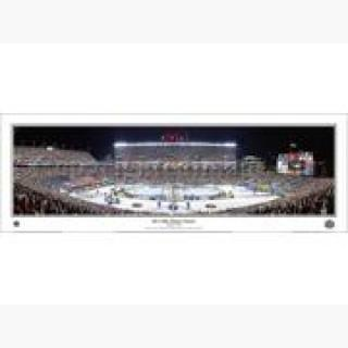 NHL 2011 Winter Classic at Heinz Field Penguins vs Capitals - 13.5x39 Unframed Panoramic Poster #402