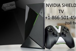 NVidia Shield TV Support +1-866-501-4505