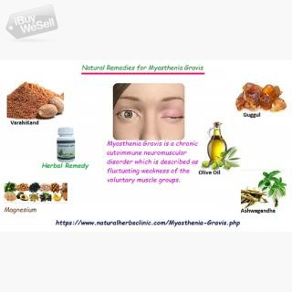 Natural Herbal Treatment For Myasthenia Gravis