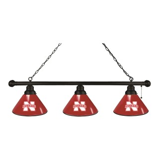 Nebraska 3 Shade Billiard Light