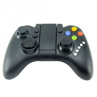 New Wireless Bluetooth Game Handle Controller Remote Joystick for iPhone iPod Android Tablet Holder