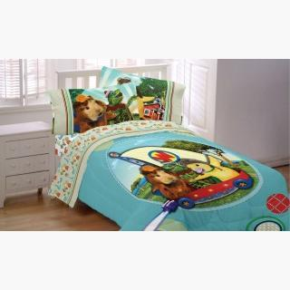 Nickelodeon Wonder Pets Full Comforter - Super Pets Bedding