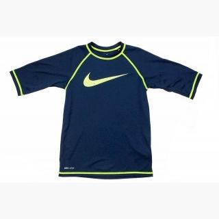 Nike Boy s Hydro UV Breaker Swoosh Short Sleeve T Shirt