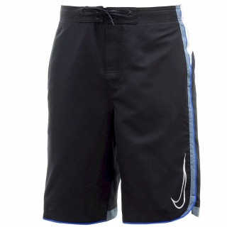 Nike Men s Contrast Piped Swim Trunk Volley Shorts Swimwear