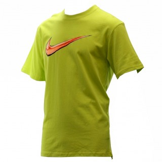 Nike Men s Splash Cotton Short Sleeve Swim T Shirt