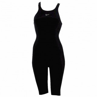 Nike Women s Flex LT Neck To Knee Swimsuit Competition Swimwear