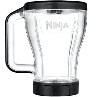 Ninja 48 oz. XL Multi-Serve Tritan Nutri Ninja Jar (XSK48OZ)