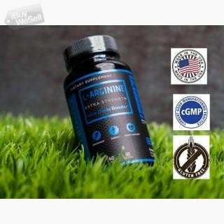 Nitric Oxide Supplement with L-Citrulline & Essential Amino Acids (California ) Los Angeles