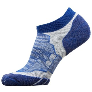 No-Show Wool Running Socks