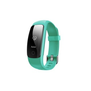 "OLED Water-Proof BT4.0 Smart Wrist Band 0.96"" Touch Screen Smart Bracelet Fitness Tracker Heart Rate USA"
