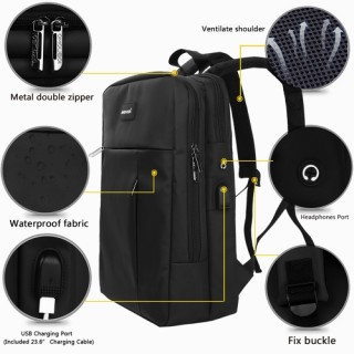 OMOBOI 618 Multifunctional Casual Breathable Laptop Backpack
