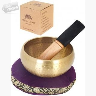ORIEN CRAFT Tibetan Singing Bowl Set