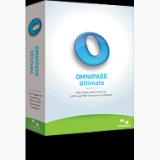 OmniPage Ultimate - Physical