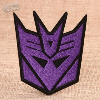 Optimus Prime Embroidered Patches