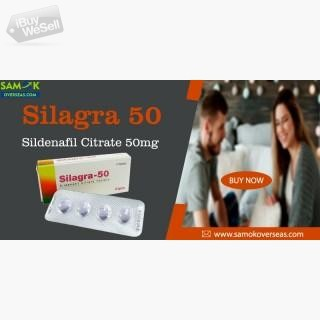 Order Silagra 50 Tablets
