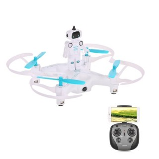 Original Feilun FX132C1 WiFi FPV 0.3MP Camera Drone 2.4G 4CH 6-axis Gyro RTF RC Quadcopter