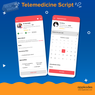 Our Telemedicine Script- Always a better pill to swallow