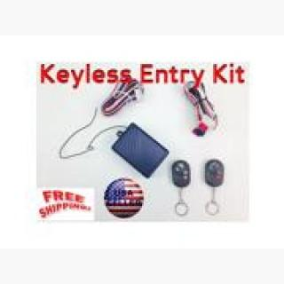 PROTOCOL PERFORMANCE PRODUCTS Keyless Entry 699835 1953 Fits Siata Daina Keyless Entry System 3 Func