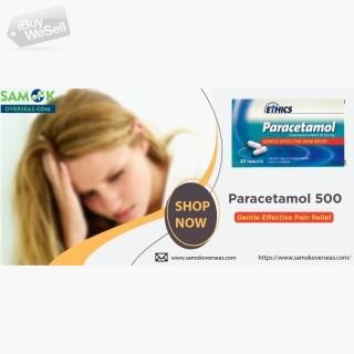Paracetamol 500 Tablets