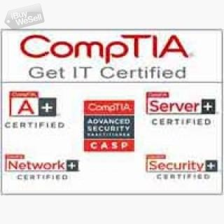 Pass CompTIA CASP A+ N+ in 3days