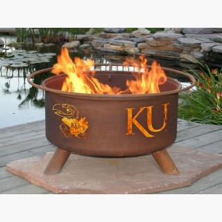 Patina Products F239 Kansas University Fire Pit