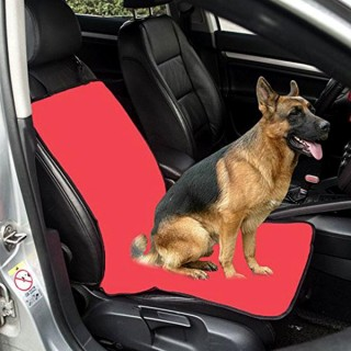 Pet Car Mat Front Single Seat Dog Thickened Waterproof Oxford Fabric Pet Seat