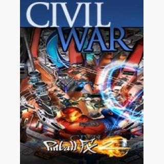 Pinball FX2 - Civil War Table DLC