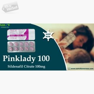 Pink lady 100 Tablets