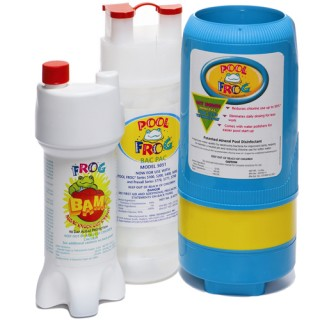 Pool Frog Mineral Purifiers Value Pack - In Ground Pools