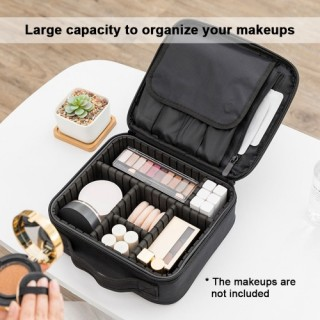 Portable Travel Makeup Cosmetic Bags Organizer Large Capacity Multifunction Storage Case for Women W