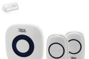 Portable Wireless Doorbell