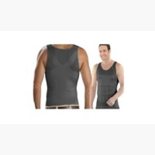 Premium Men's Compression And Body-Support Undershirt