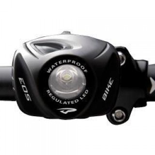 Princeton tec eos bike 130 lumen bike light black