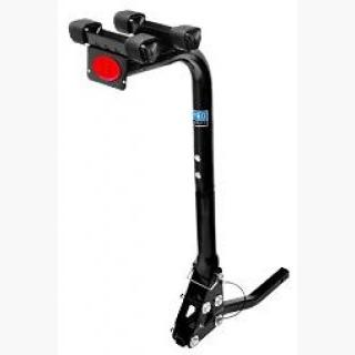 Pro-Series 63120 Eclipse Black 2-Bike Hitch Mounted Bike Carrier