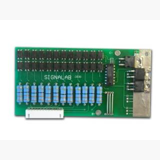 Protection Circuit Module For 12 Cells LiFePO4 Battery Pack 15A