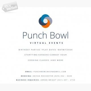 Punch Bowl Events